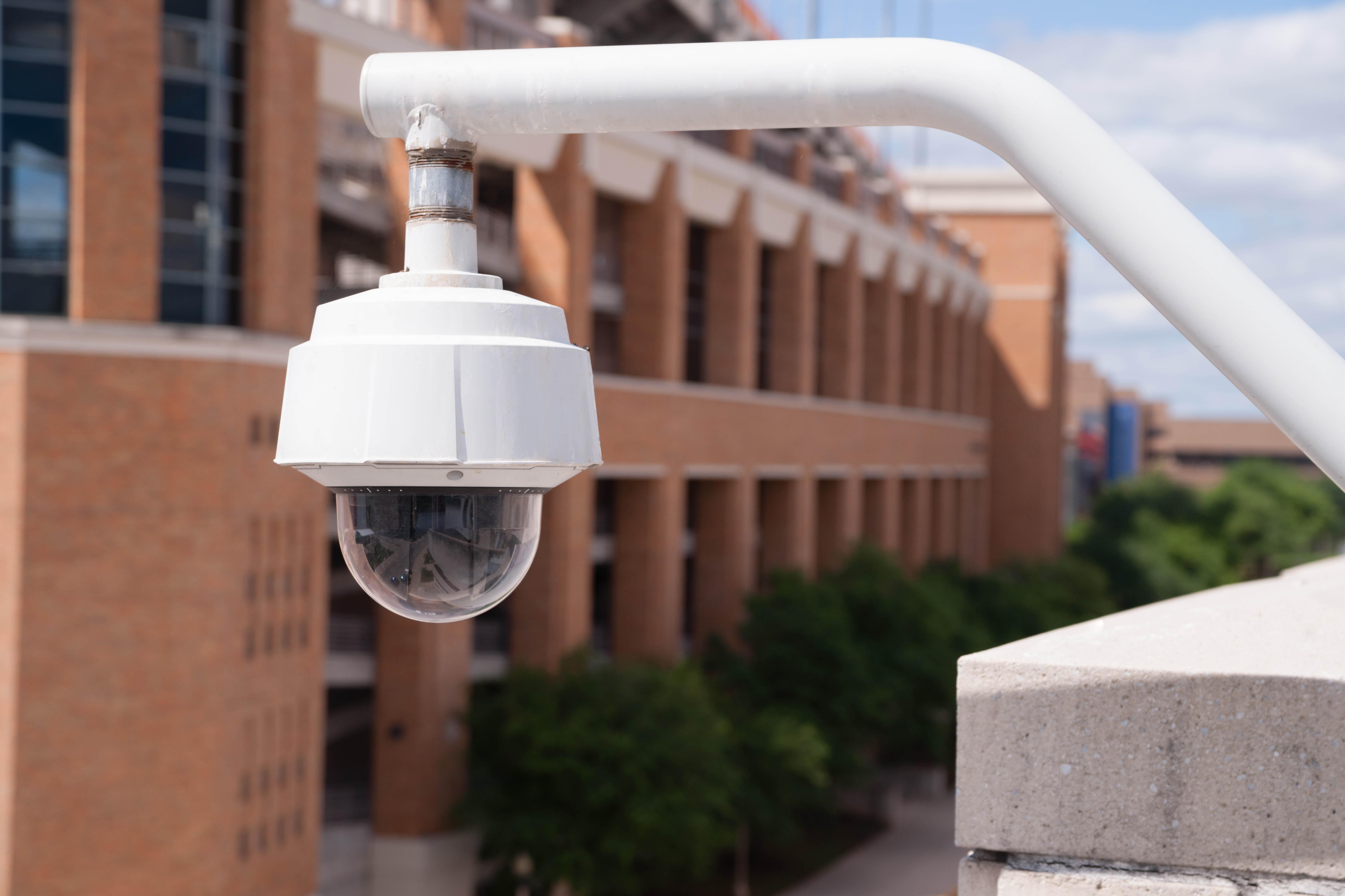 Camerabewaking - SecTec